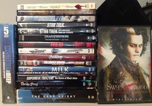DVDs, assorted titles: TAkE THEM ALL