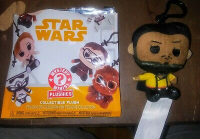 Funko Pop! Star Wars Solo Mystery Mini Collectible LANDO Plush Keychain