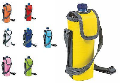 Flaschenkühler 0,5 ltr. Umhängetasche Kühltasche Wanderung Trekking Sport Outdoo ()