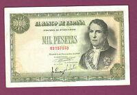 Billete De 1000 Pesetas 1946 Circulado -  - ebay.es