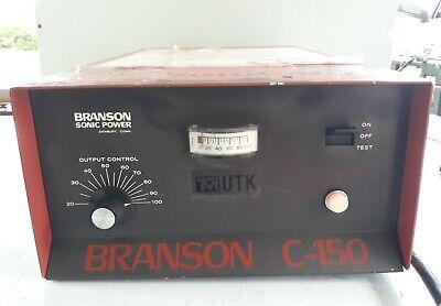 Utk Brunson Sonic Power Soni Cut C-150 Power Supply