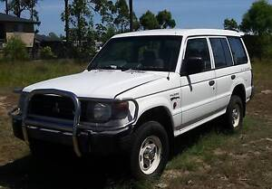 Mitsubishi Pajero 1999 NM wreck or sell complete Doolandella Brisbane South West Preview