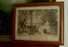 Antique print - In Love - from oil painting by Marcus Stone Upper Coomera Gold Coast North Preview