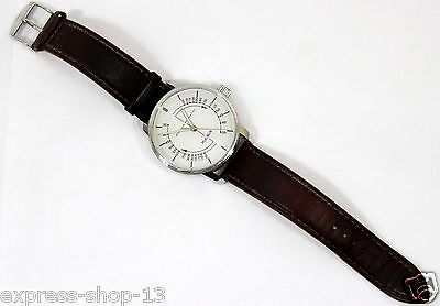 Angular Momentum Mens AXIS Pulsus Mechanical Automatic Swiss Watch Mint Nice!!!