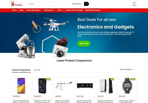 Amazon Affiliate Autopilot Website on WordPress