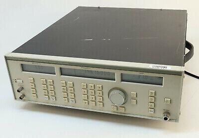 Wavetek 2520a .2- 2200mhz Synthesized Signal Generator