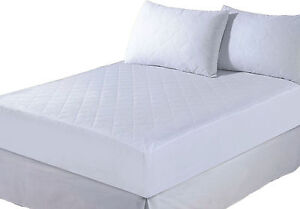 SINGLE-QUILTED-MATTRESS-PROTECTOR-OFFER-BED-FITTED-UK-NEW