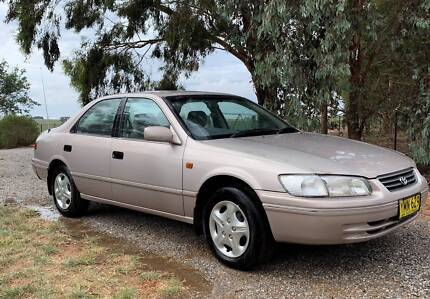 2001 Toyota Camry in good condition Young Young Area Preview