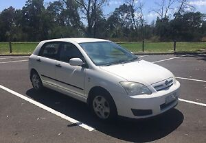 Toyota Corolla 2004 Dandenong North Greater Dandenong Preview