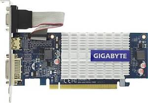 New Gigabyte 1GB Geforce GT 210 NVIDIA Silent Graphics Card Hurstville Hurstville Area Preview