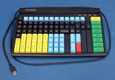 PreKeyTec MCI 128 POS USB Keyboard 92328-683/1801 C2N10E2M312