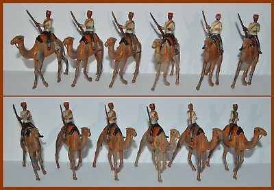 Britains Pre-War Set 48 Egyptian Camel Corp **S/6**