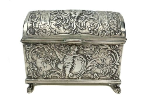 Georg Roth & Co. German 800 Silver c1905