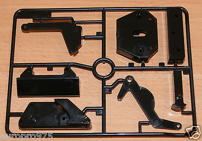 Tamiya 56302 Box/Tank-Trailer for Tractor Truck, 0005501/10005501 C Parts. (Box Trailer Parts)