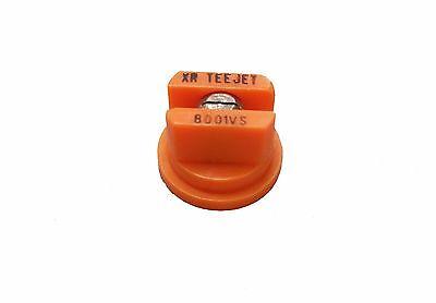 Xr Teejet Extended Range Flat Spray Tips Xr8001vs