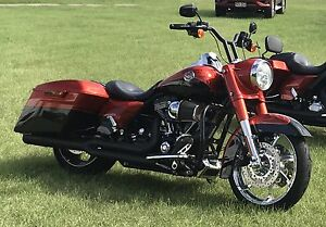 2014 Harley Davidson CVO RoadKing Cornubia Logan Area Preview