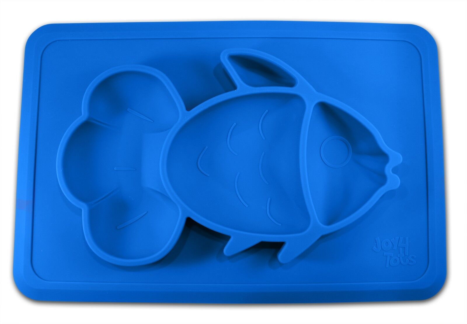 Table Placemat For Baby or Toddler.Silicone Large Size Dish.