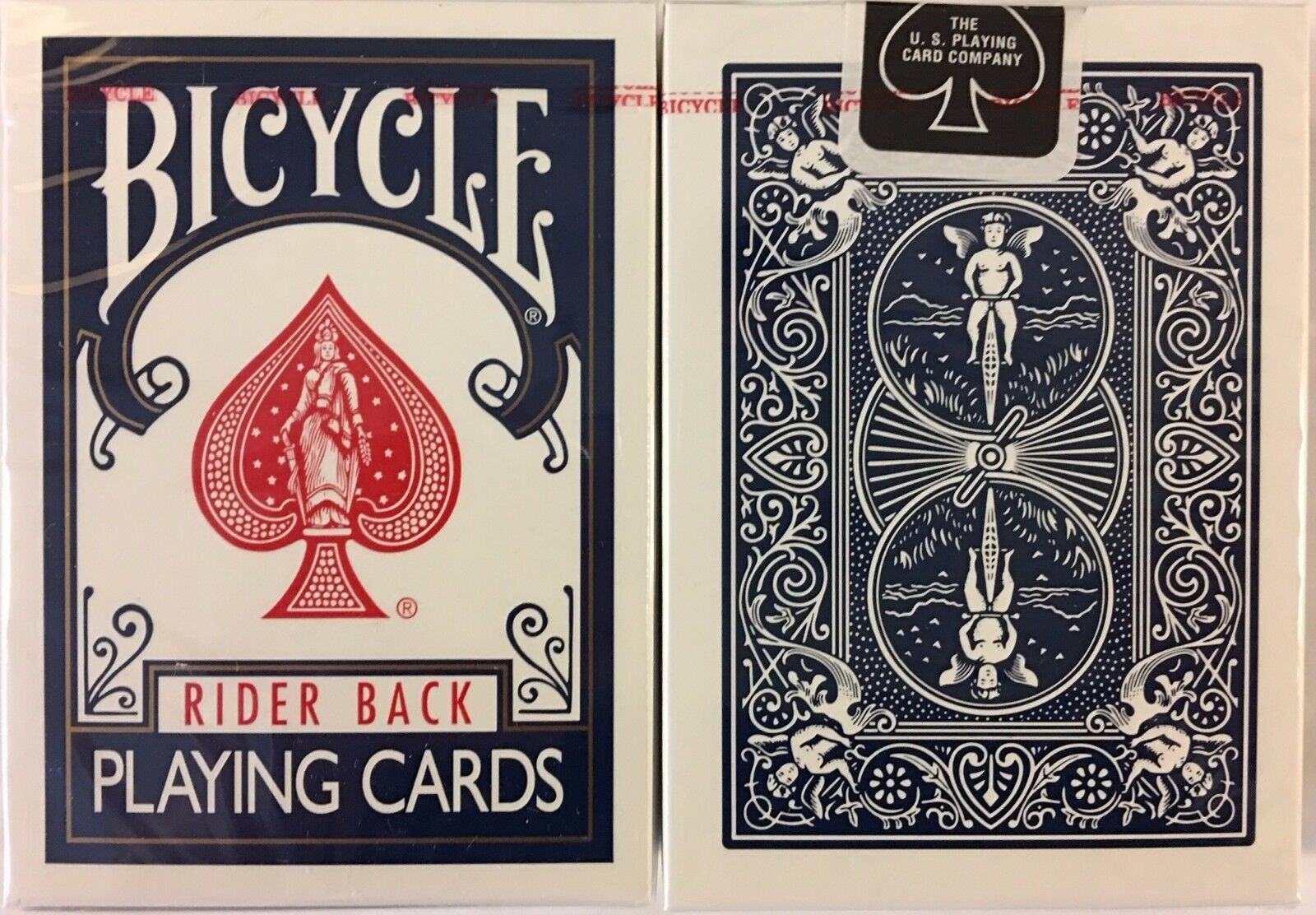 Cherry Casino Tahoe Blue Playing Cards Poker Size Deck USPCC Custom Limited New