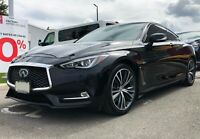 2017 Infiniti Q60 3.0t Tech, 360 Cam, Blind spot, Adaptive Cruis Markham / York Region Toronto (GTA) Preview