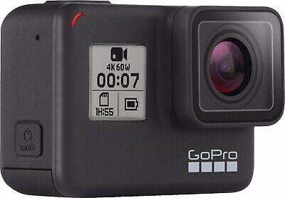 Brand New SEALED GoPro HERO7 HD Waterproof Action Camera - Black  CHDHX-701