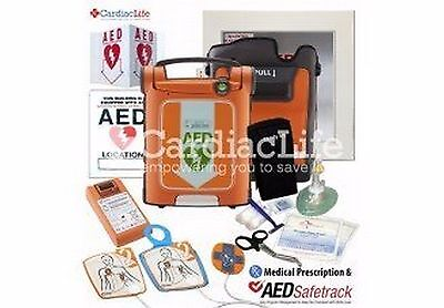 Cardiac Science Powerheart G5 Automatic With Icprr Feedpack Pad