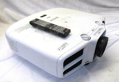 Epson PowerLite Pro G6050W WXGA 3LCD Projector with remote