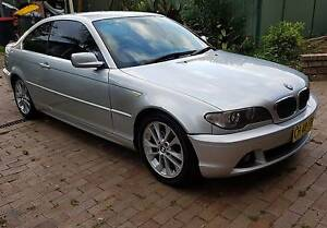 BMW 320Ci E46 Coupe 2003 Wiley Park Canterbury Area Preview