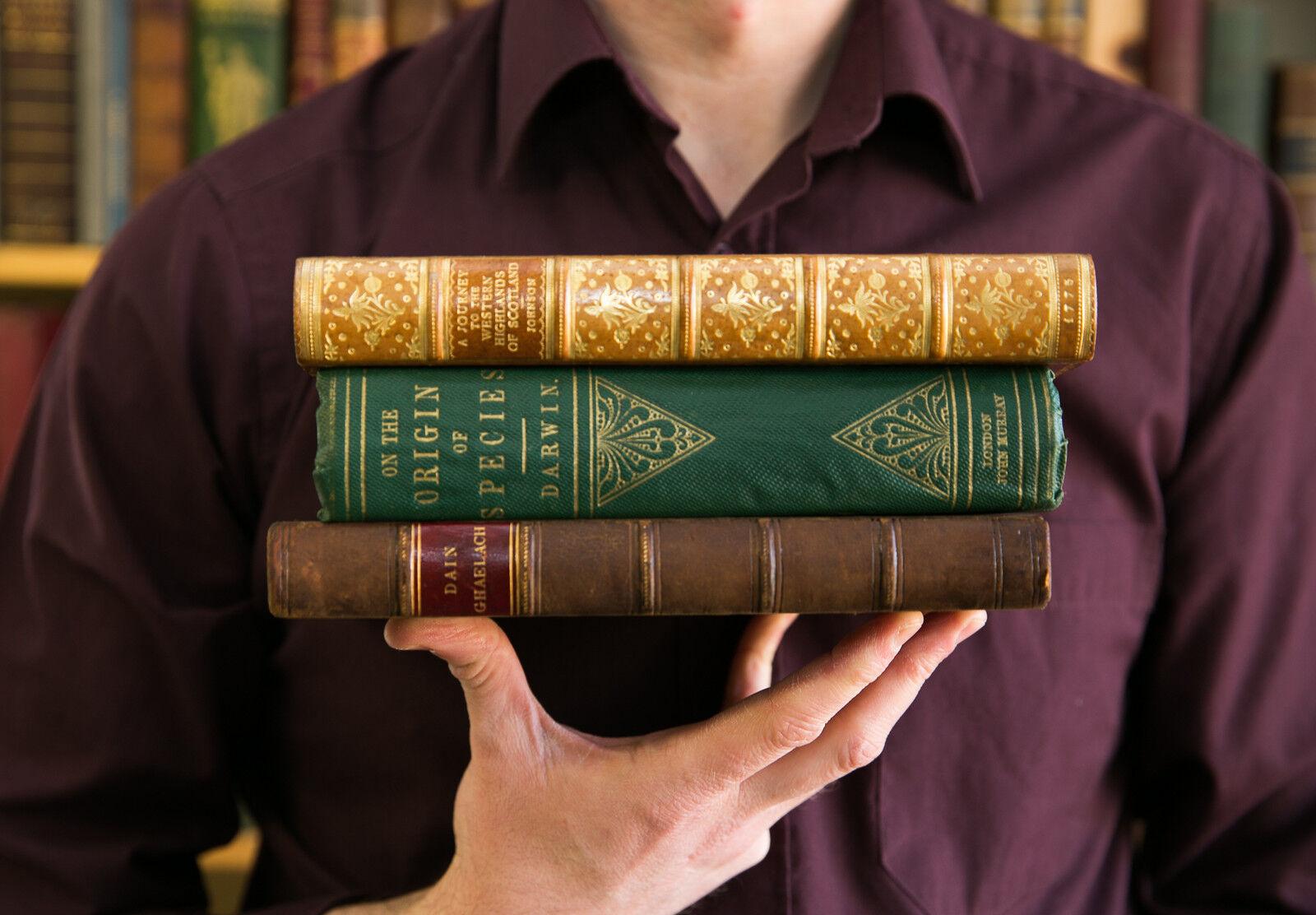 Gilleasbuig Ferguson Rare Books