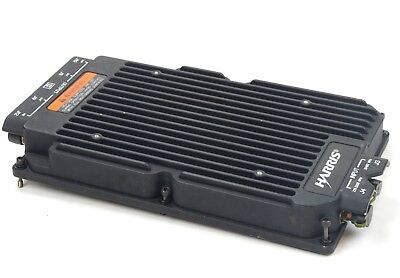 Harris Falcon Iii Rf-7800w Hclos Radio Used With Power Amplifier Not Included