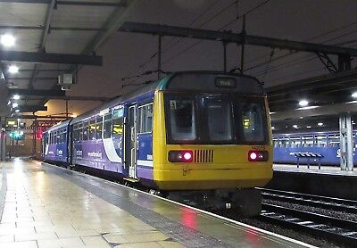 142015 Northern Rail 6x4 Quality British Rail Photo