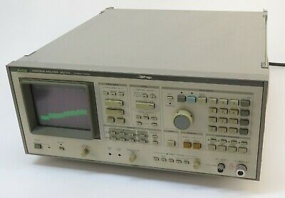 Anritsu Ms710a 100 Khz - 23 Ghz Spectrum Analyzer