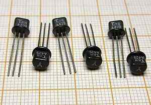 Transistor 2SA429 PNP intended as Nixie driver [M3-BX] - x6pcs - <span itemprop='availableAtOrFrom'>Wroclaw, Polska</span> - Transistor 2SA429 PNP intended as Nixie driver [M3-BX] - x6pcs - Wroclaw, Polska