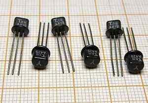 Transistor 2SA429 PNP intended as Nixie driver [M3-BX] - x6pcs - Wroclaw, Polska - Transistor 2SA429 PNP intended as Nixie driver [M3-BX] - x6pcs - Wroclaw, Polska