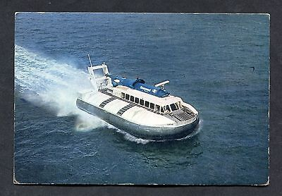 Posted 1969 View of a Seaspeed Hovercraft SRN.6