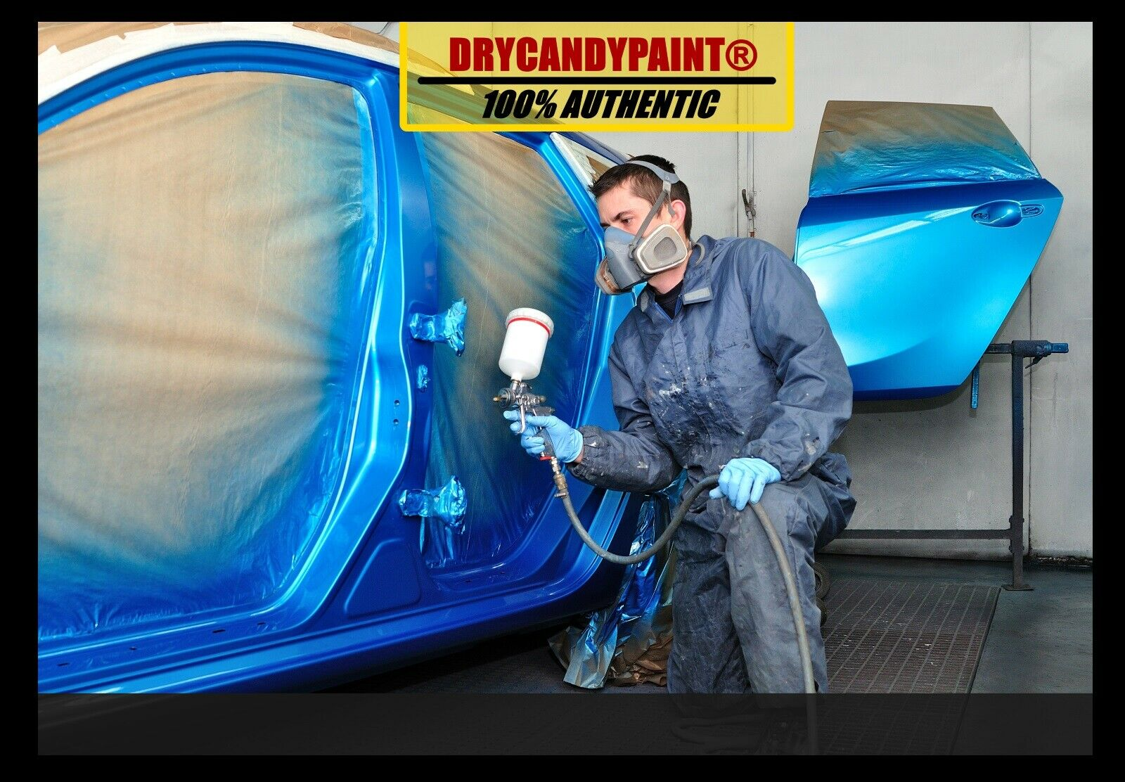 DRY CANDY PAINT ® 25g kit for Car - Automotive Pearl Paint with Pigment 🚗  HVLP   Shopping Bin - Search eBay faster