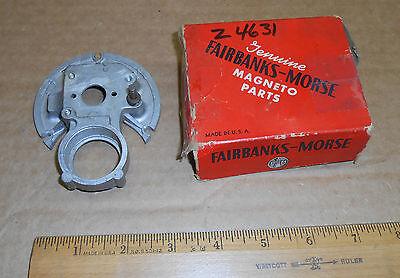New Vintage Fairbanks-morse Magneto Distributor End Plate Z4631