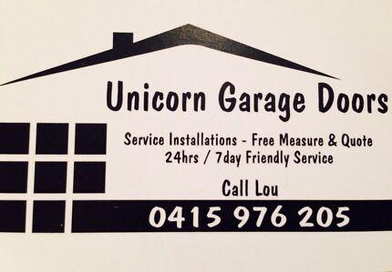 unicorn garage doors Mirrabooka Stirling Area Preview