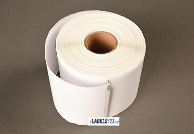 Large Shipping Labels 20 Rolls Address Labels 30387 Compatible W Dymo Printers
