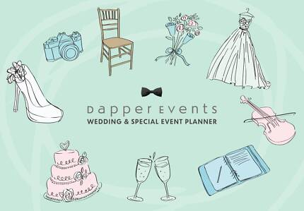 Dapper Events - Wedding & Special Event Planner Adelaide CBD Adelaide City Preview