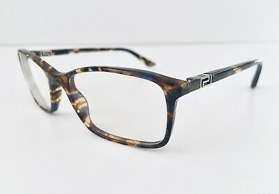 Versace Tortoise Wayfarer Acetate Glasses Made In Italy MOD 3163 992 52 17 (Versace Wayfarer Glasses)