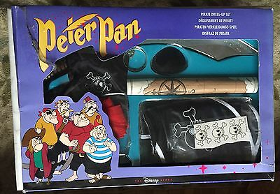 Peter Pan 1990s pirate dress up set Rare - Peter Pan Dress Up Kostüme
