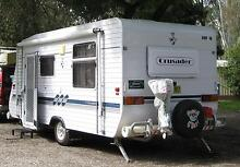 Crusader Dreamhaven  XL Caravan. Berry Shoalhaven Area Preview