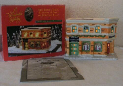 "Bailey Bros.Bldg&Loan- Bedford Falls ""It"