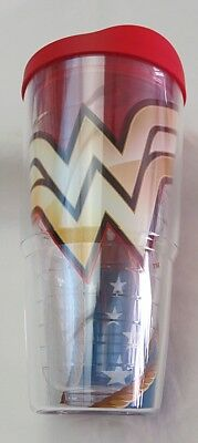 Wonder Woman Costume Design (Tervis DC Comics Wonder Woman Logo & Costume Design 24-oz Tumbler)