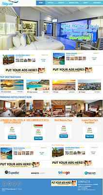 Established Profitable Travel Booking Turnkey Website Business For Sale
