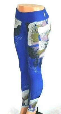 ZELLA Women's Full Length Leggings Yoga Pants Blue Size Small