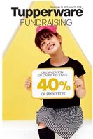 Do You Need a Fun Fundraiser? Let's Tupp About It!