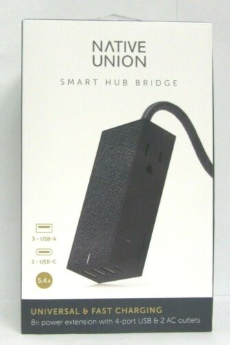 Native Union - Smart Hub Bridge USB Charger - Marine
