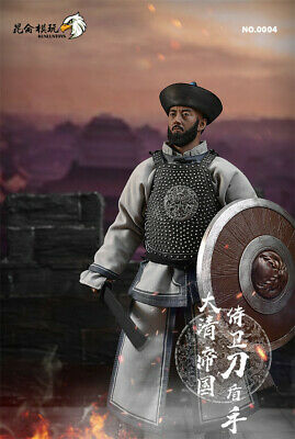 Empire Guardian Action Figure 1/6 Qing Dynasty Full Set Collection Kunlun Toys