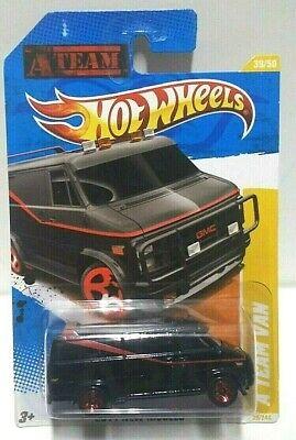 2011 Hot Wheels New Models A Team Van 39 HTF